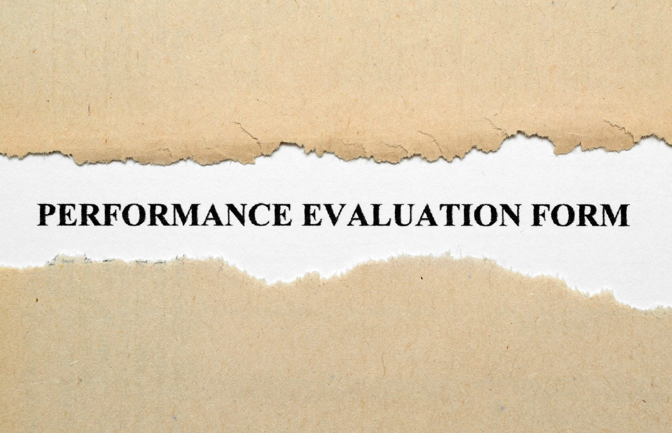 blank employee evaluation form template .